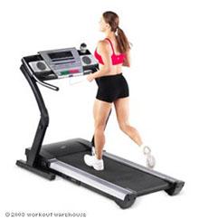NordicTrack E3200 Treadmill