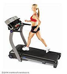 Reebok RX 7200 Treadmill