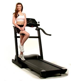 Smooth 7.1HR Treadmill